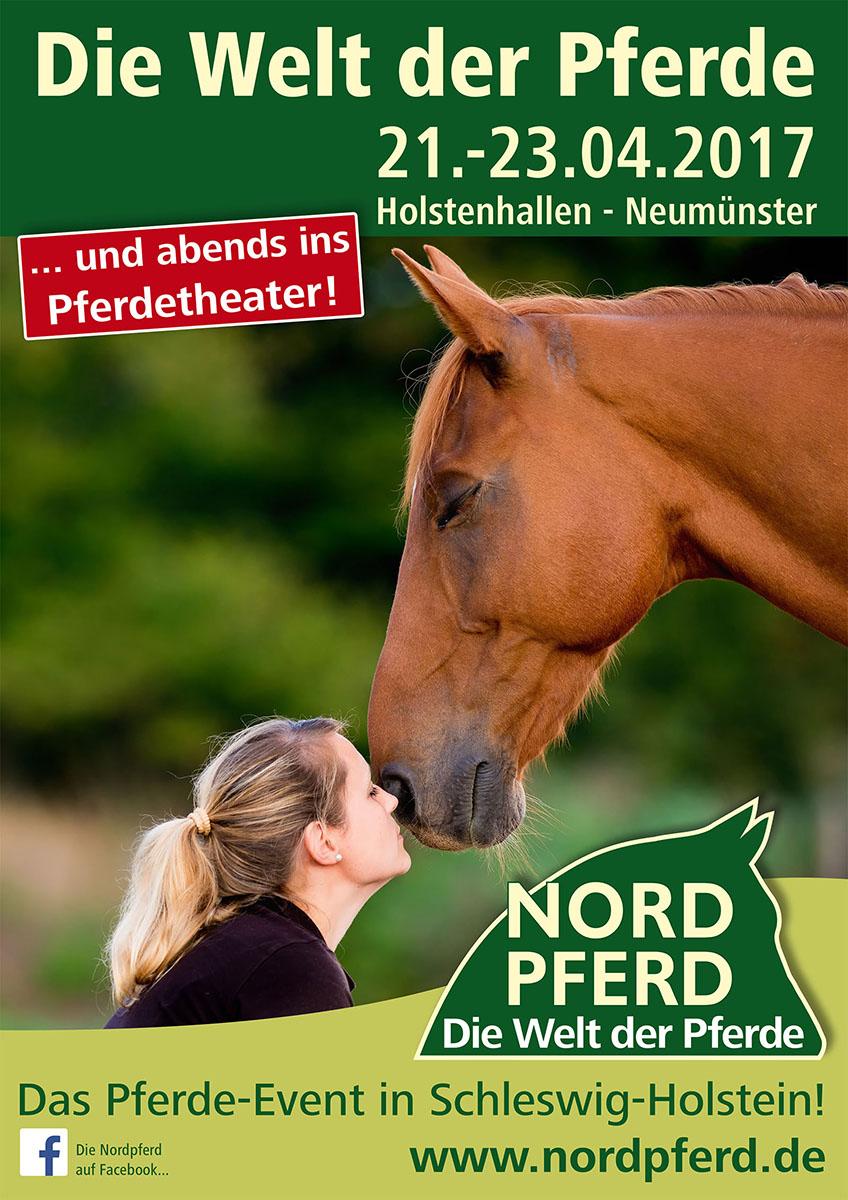 Nordpferd 2017 Image Plakat