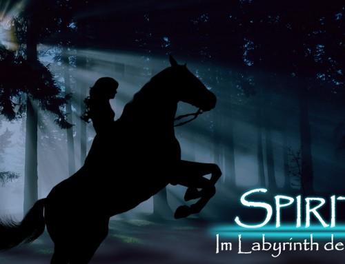 Spirit – Im Labyrinth der Macht