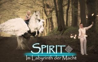 Spirit - Im Labyrinth der Macht