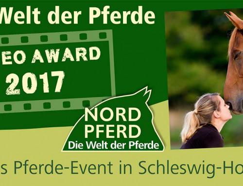 Filmen und gewinnen: Der NORDPFERD VIDEO-AWARD!