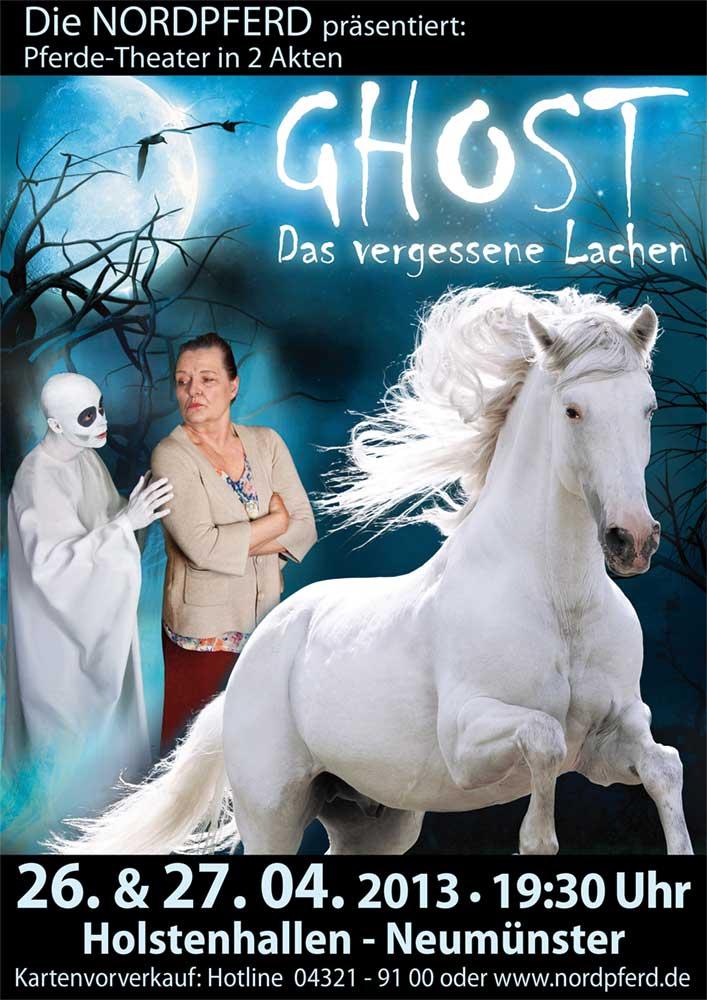 Ghost Showplakat 2013